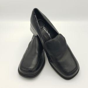 Black Business Loafers byThom McAn